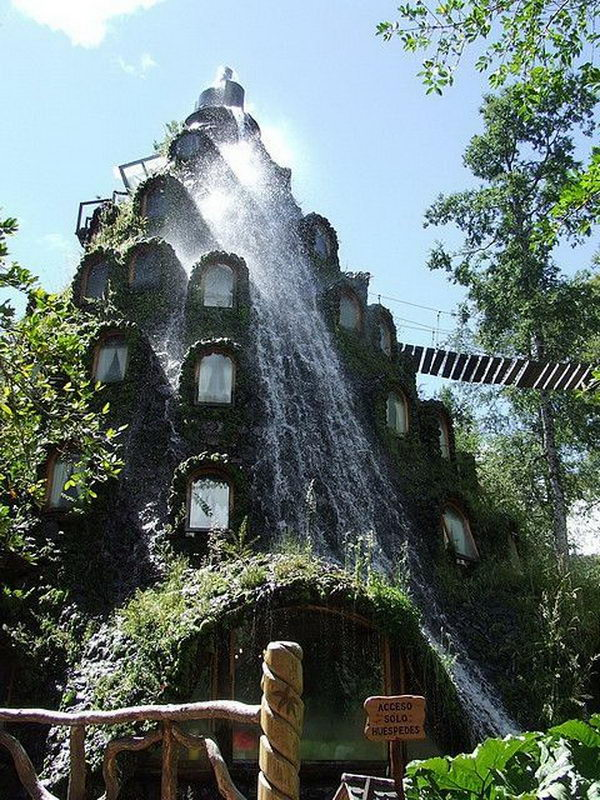 20 most unique hotel designs in the world hative for Unique hotels in the world