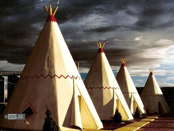 Wigwam Motel Arizona. The Wigwam Motel was originally part of a chain of 7 wigwam villages, of which only 3 now remain. This group of 15 teepees have a diameter of 14 feet at the base and a height of 32 feet.They look authentic and have been welcoming guests since the 1950's. The Wigwam Motel was listed on the National Register of Historic Places on May 2, 2002.