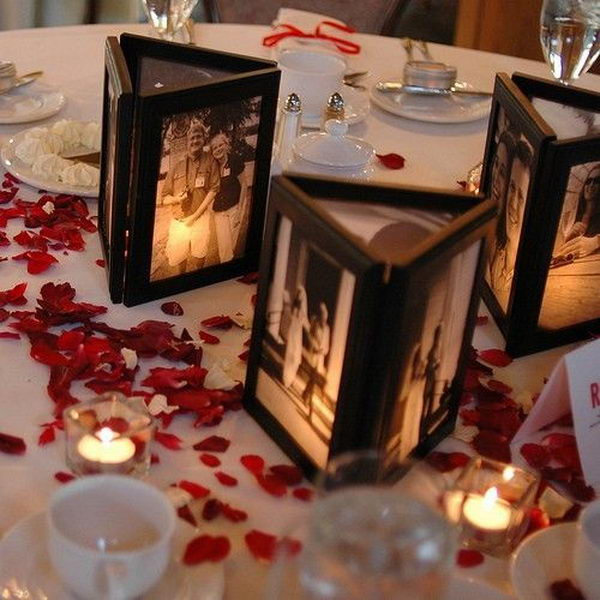 Illuminated Picture Frames.