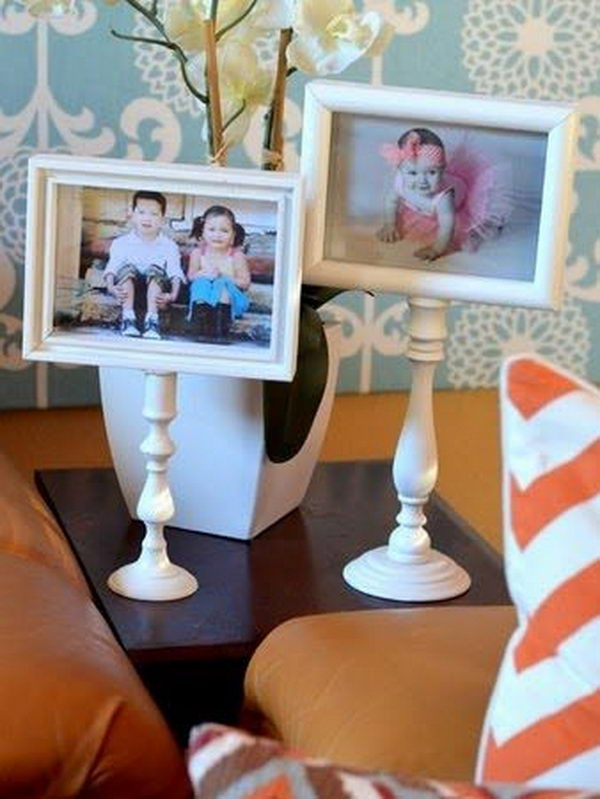 Pedestal Photo Frames.