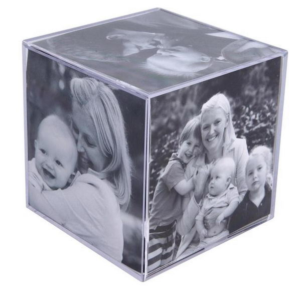 Cube Photo Frame.