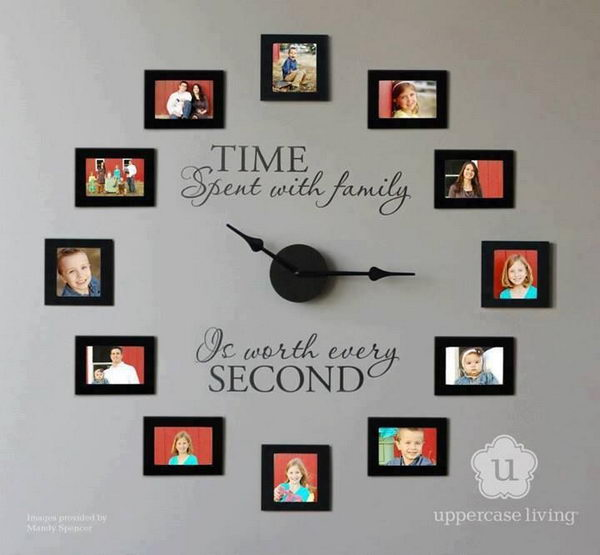 Time Spent with Family.