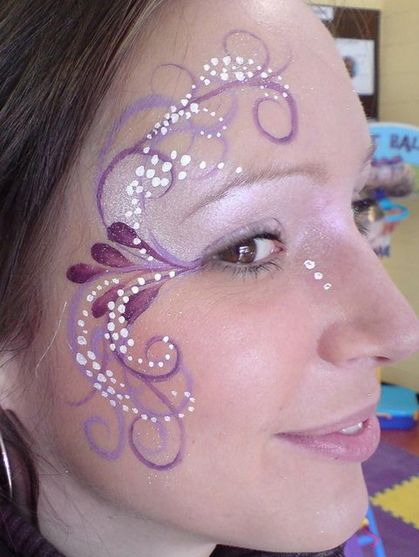 30 cool face painting ideas for kids hative