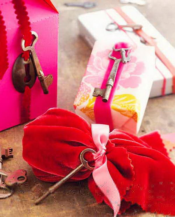 60 Diy Wedding Decoration Ideas: 20 Cool Gift Wrapping Ideas