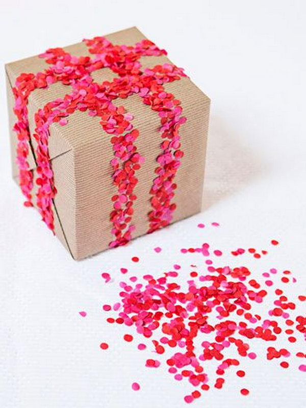 Cool Gift Wrapping Ideas Whether Its For A Birthday Valentines Day Holiday Or