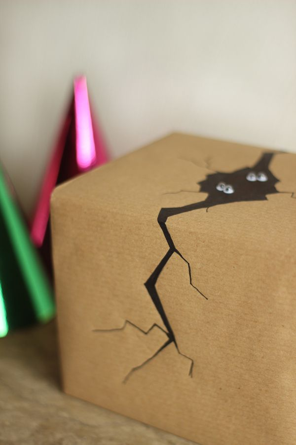 20 Cool Gift Wrapping Ideas - Hative