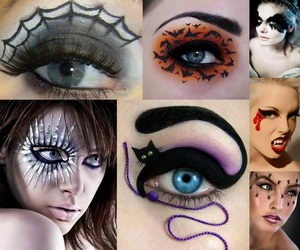 halloween-eye-makeup-collage