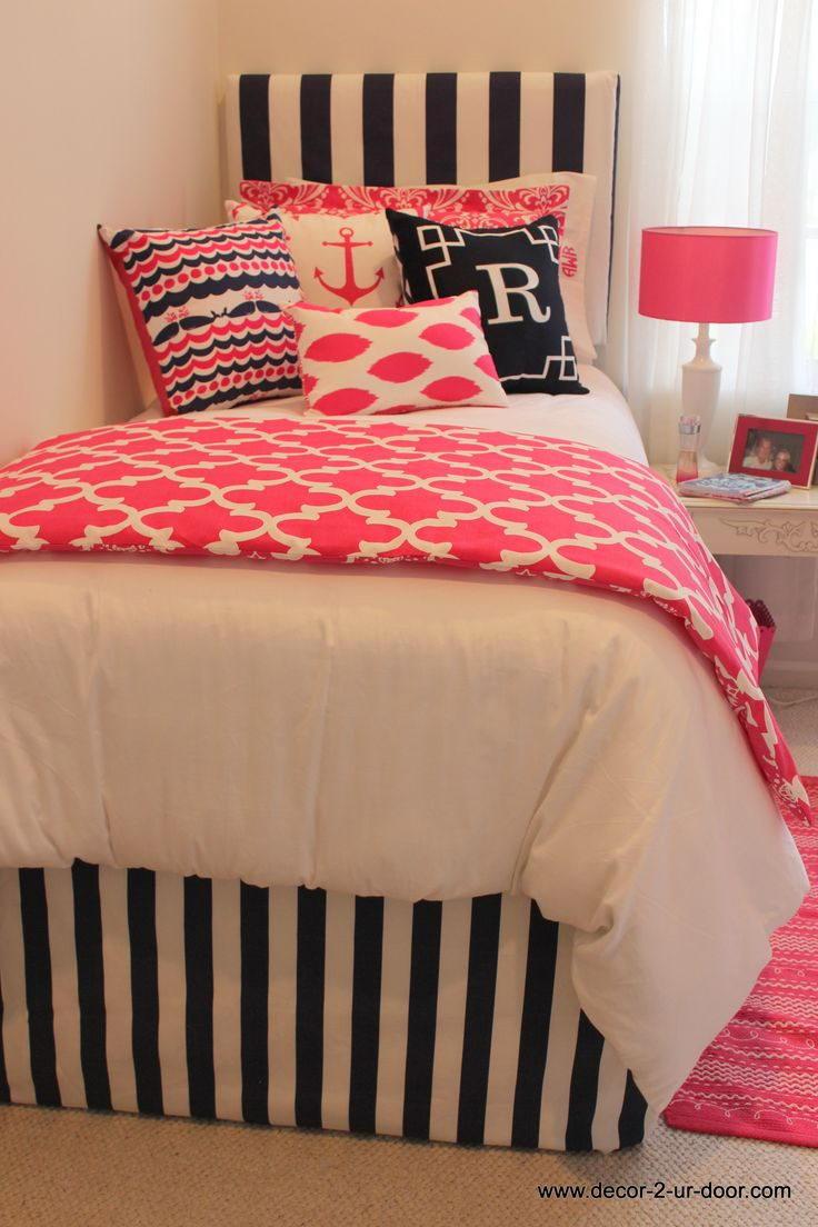 25 Nautical Bedding Ideas for Boys  Hative ~ 053605_Nautical Dorm Room Ideas