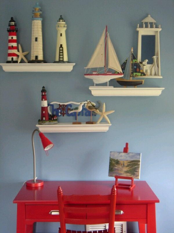 Nautical Style Decorating Ideas for Pinterest
