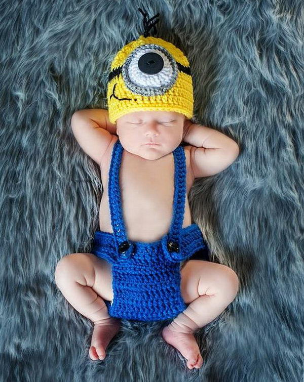 Cute Newborn Halloween Costumes for the little ones in your life. & 20 Cute Newborn Halloween Costumes - Hative