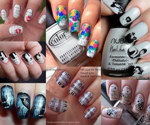 newspaper-nail-art-ideas-collage