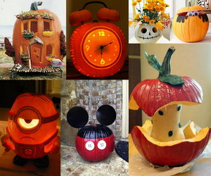 Awesome pumpkin carving ideas for halloween decorating hative