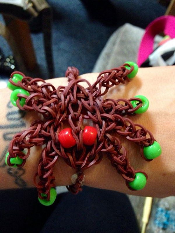 20 Cool Diy Rainbow Loom Bracelets For Kids Hative