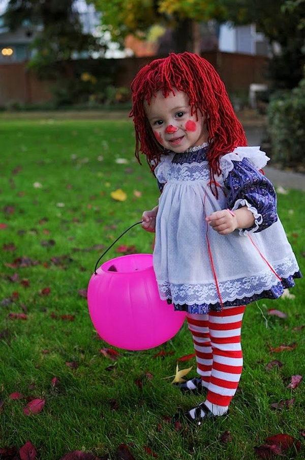 Elf Halloween Makeup