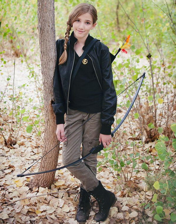 DIY Katniss Costume. Super Cool Character Costumes. With so many cool costumes to choose from, you have no trouble dressing up as your favorite sexy idol this Halloween.