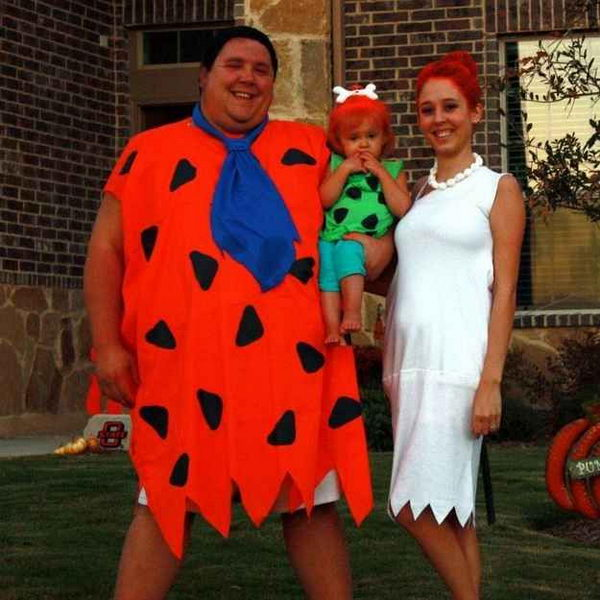 Nice Pebbles Costume. Super Cool Character Costumes. With So Many Cool Costumes  To Choose From
