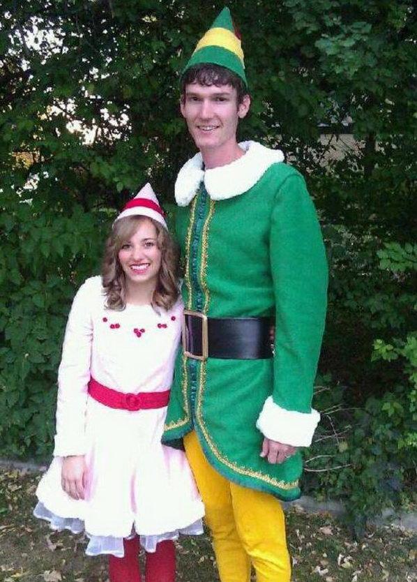 Buddy the Elf Costume  sc 1 st  Hative & 50 Super Cool Character Costume Ideas - Hative