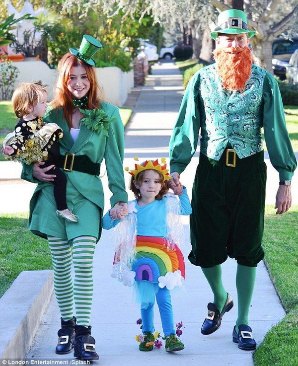 Leprechaun Costume for Family Halloween Outing. Super Cool Character Costumes. With so many cool costumes to choose from, you have no trouble dressing up as your favorite sexy idol this Halloween.