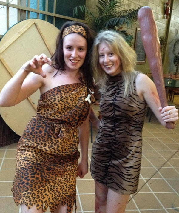 Cavewoman Costume. Super Cool Character Costumes. With so many cool costumes to choose from, you have no trouble dressing up as your favorite sexy idol this Halloween.