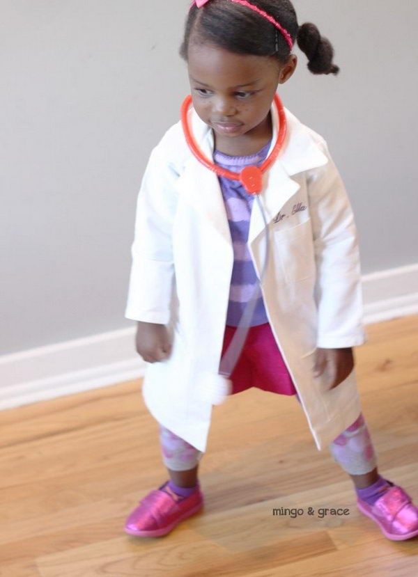 DIY Doc McStuffins Costume. Super Cool Character Costumes. With so many cool costumes to choose from, you have no trouble dressing up as your favorite sexy idol this Halloween.