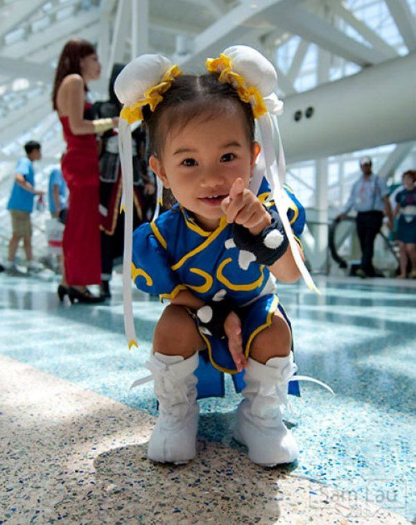 Chun Li Costume. Super Cool Character Costumes. With so many cool costumes to choose  sc 1 st  Hative & 50 Super Cool Character Costume Ideas - Hative