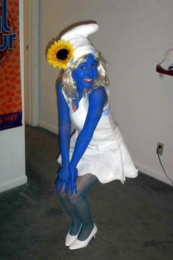Smurfette Costume. Super Cool Character Costumes. With so many cool costumes to choose from, you have no trouble dressing up as your favorite sexy idol this Halloween.