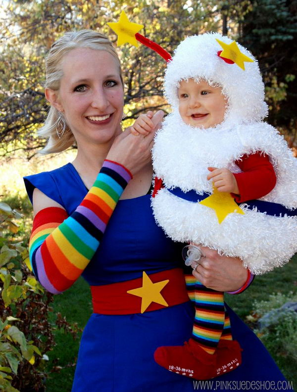 Rainbow Brite Costume. Super Cool Character Costumes. With so many cool costumes to choose from, you have no trouble dressing up as your favorite sexy idol this Halloween.