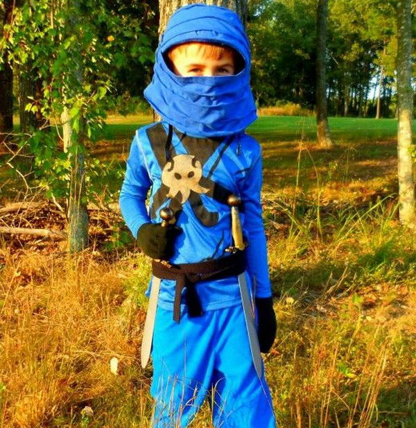 Homemade Ninjago Costume. Super Cool Character Costumes. With so many cool costumes to choose from, you have no trouble dressing up as your favorite sexy idol this Halloween.