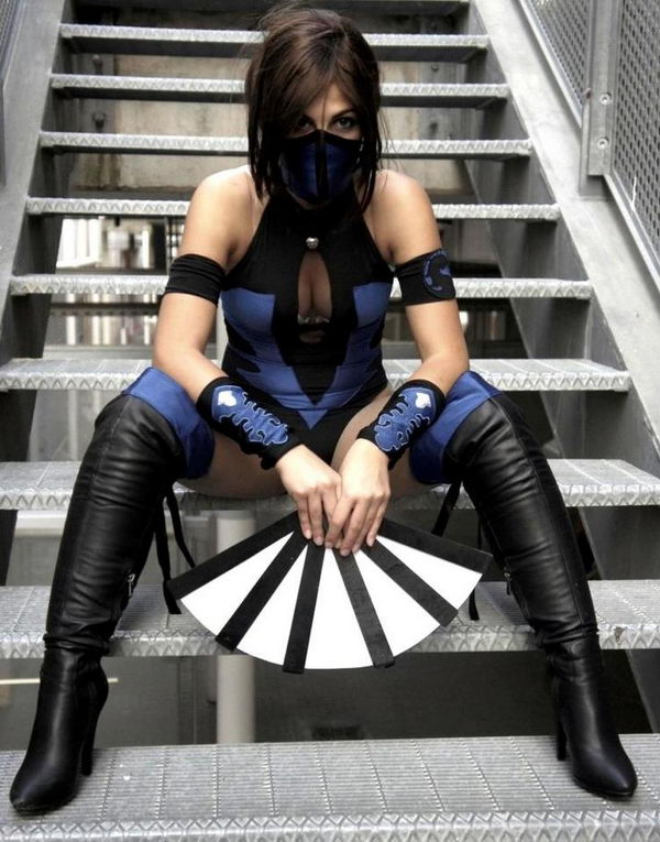 Kitana Costume. Super Cool Character Costumes. With so many cool costumes to choose from, you have no trouble dressing up as your favorite sexy idol this Halloween.