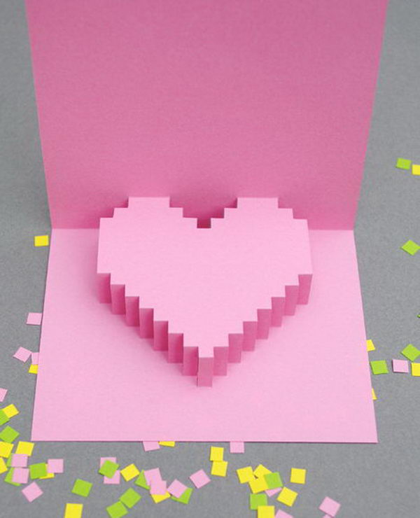 30 Creative Valentine Day Card Ideas Tutorials Hative
