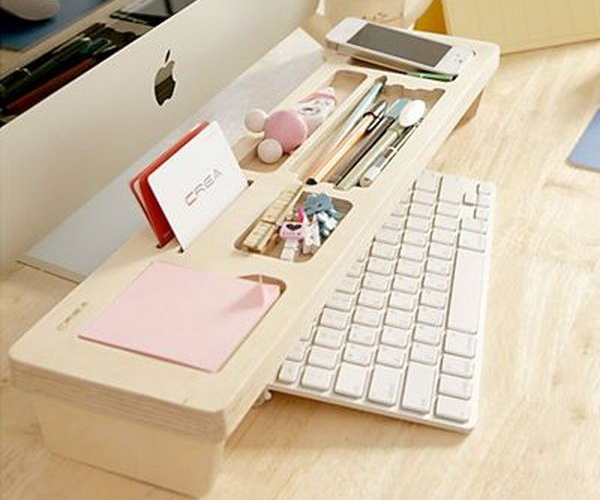 Creative Home Office Ideas: 20 Creative Home Office Organizing Ideas