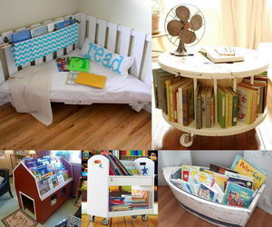 Good 15 Creative Book Storage Ideas For Kids   Hative