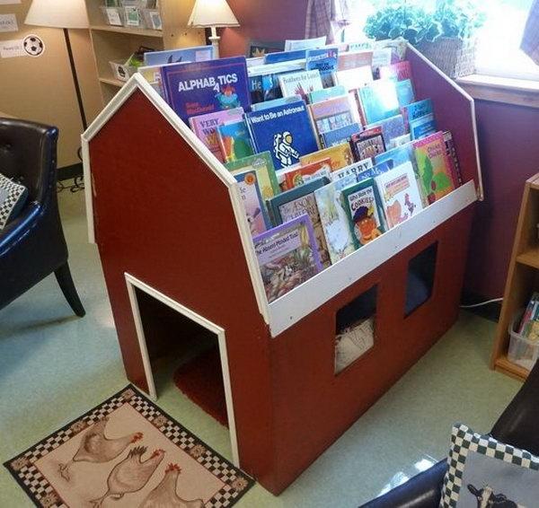 Book barn.