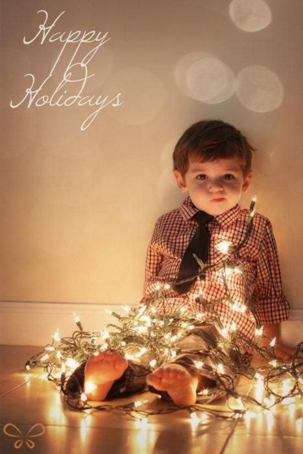 20 fun and creative christmas card photo ideas hative