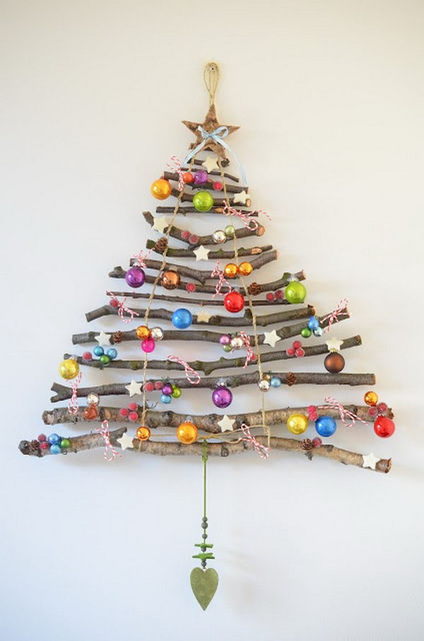30 Creative Christmas Tree Decorating Ideas Hative