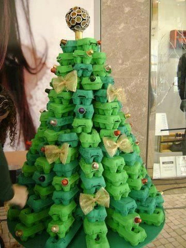 30 creative christmas tree decorating ideas hative creative christmas tree decorating ideas give you a chance to express your creativity and it publicscrutiny Image collections