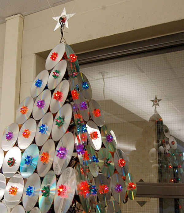 creative christmas tree decorating ideas give you a chance to express your creativity and it - Recycled Christmas Decor