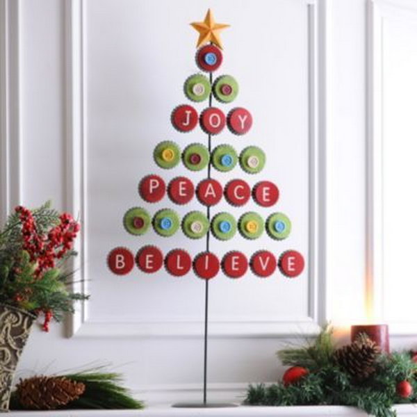 30 creative christmas tree decorating ideas hative - Christmas tree decorating best ideas ...