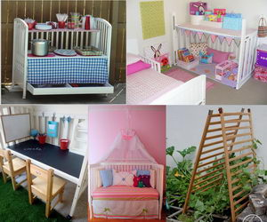 Crib Bench Ideas