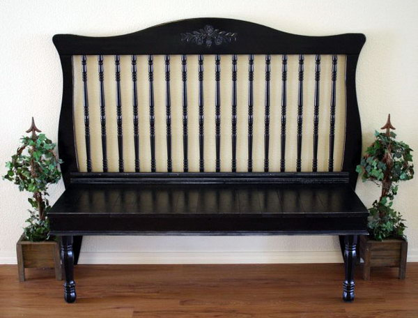 15 Creative Old Crib Repurpose Ideas