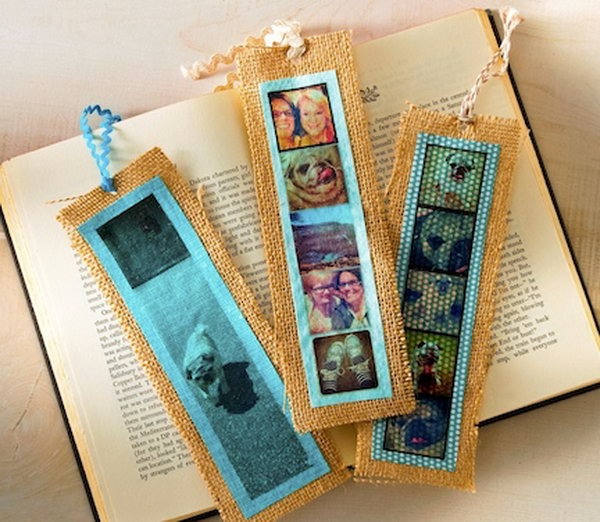 25 Creative Diy Photo Craft Ideas Hative