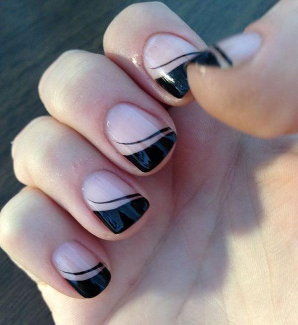 Easy Nail Designs: 30 Easy Nail Designs For Beginners