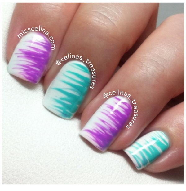 30 easy nail designs for beginners hative Cool nail design ideas at home