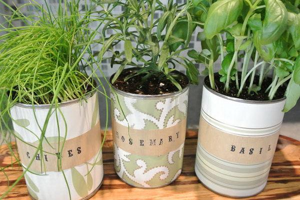 Diy Indoor Herb Garden 25 cool diy indoor herb garden ideas - hative