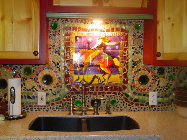 10 Creative Kitchen Backsplash Ideas Hative