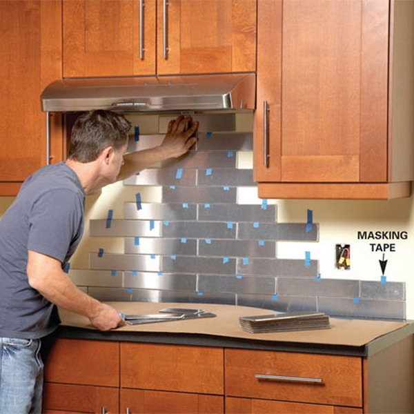 How Much To Install Backsplash Endearing Design Decoration