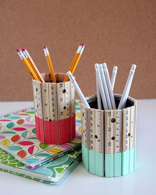 10 Creative Ruler Crafts Hative