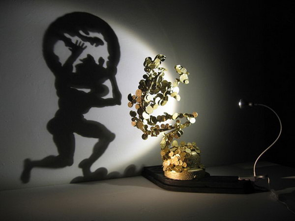 30 Cool Shadow Art Examples Hative