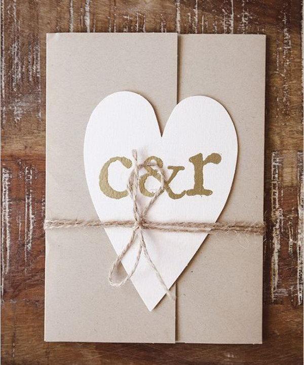 Wedding Stationery.