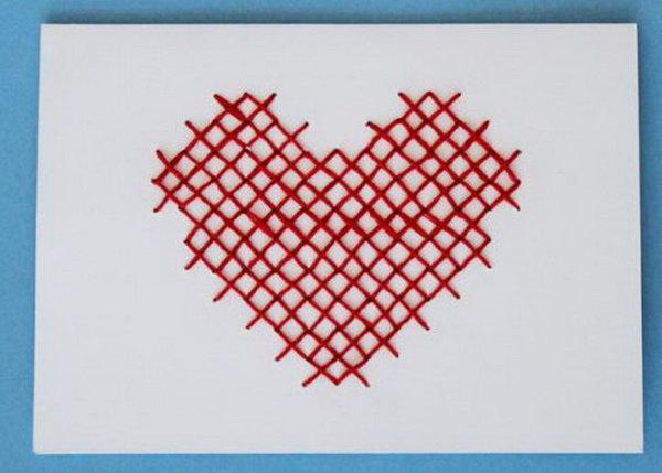 Valentines Stationery.